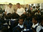 Haiti School - picture by Ryan W.